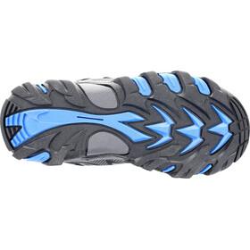 Hi-Tec Blackout Chaussures à tige basse Enfant, black/blue
